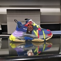 Balenciaga Women's Men's 2020 New Fashion Casual Shoes Sneaker Sport Running Shoes