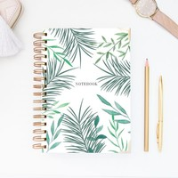 Notebook – Green Garden