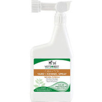 Vets Best Natural Flea and Tick Yard and Kennel Spray