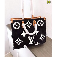 Louis Vuitton LV Autumn Winter High Quality Women Fashion Luxury Handbag Satchel Shoulder Bag