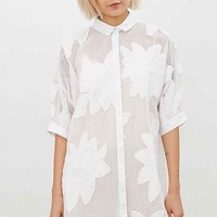 Little White Lies Avia Floral Shirt Dress