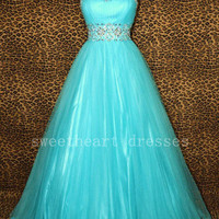 Gorgeous tulle Sweetheart Prom Dresses from Cute Dress