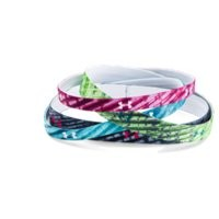 Under Armour Women's UA Graphic Elastic Headband  4pk