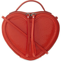 MARC BY MARC JACOBS - Heart to heart cross-body bag | Selfridges.com