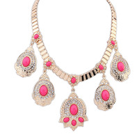 New Arrival Shiny Jewelry Gift Stylish Simple Design Necklace [4918872580]