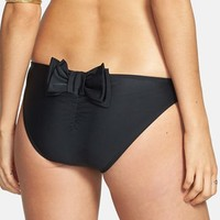 BP. Undercover Bow Back Bikini Bottoms (Juniors)