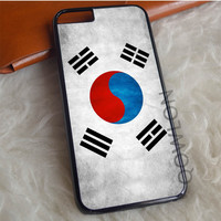South Korea Flag iPhone 6 | 6S Case