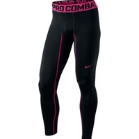 Nike Men's Pro Combat Hyperwarm Compression Tights 2.0 - Dick's Sporting Goods