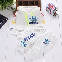 baby boys girls clothes sets - casual kids suits