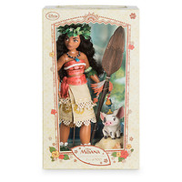 Disney Store Moana with Pua Limited Edition Doll 16'' New with Box