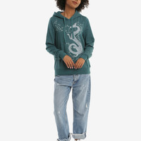 Her Universe Studio Ghibli Spirited Away Haku Girls Hoodie