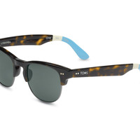 TOMS Lobamba Tortoise Polarized No color specified OS