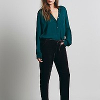 Free People Womens Velvet Hollywood