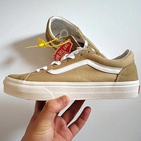 Trendsetter Vans Style 36 Women Men Fashion Casual Old Skool Shoes