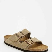 Birkenstock Arizona Suede Soft Footbed