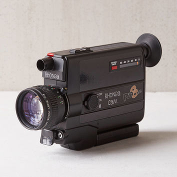 Rhonda CAM Super 8 Camera | Urban Outfitters