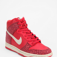 Urban Outfitters - Nike Animal Print Dunk High-Top Sneaker