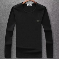 Lacoste Fashion Casual Top Sweater Pullover-4
