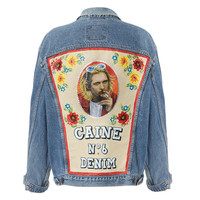 CAINE LONDON No. 6 DENIM JACKET