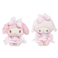 """My Melody and My Sweet Piano 8"""" Plush: Pair"""