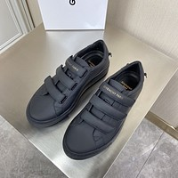 Givenchy  Men Fashion Boots fashionable Casual leather Breathable Sneakers Running Shoes06150cx