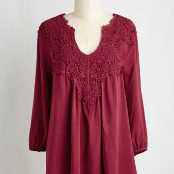 Mid-length Happiest Gal on Earth Top - 3, 4 Sleeves