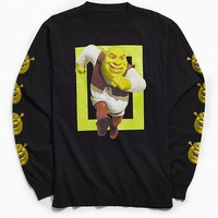 Dumbgood Shrek Long Sleeve Tee | Urban Outfitters