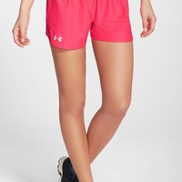 Women's Under Armour 'Play Up' Track Shorts,