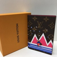 Louis Vuitton Lv Passport Cover #742