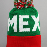 Adapt The Mexico Beanie