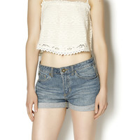Holly Lace Crop Top