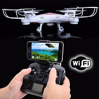 RC Helicopter Behorse X5C Upgraded X5C-1 With HD Camera RC Drone Helicopter Toys 2.4G 4CH 6-Axis Quadcopter Toys FPV Drone
