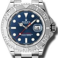 Rolex - Yacht-Master Steel and Platinum