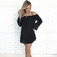 Candice Cold  Shoulder Dress