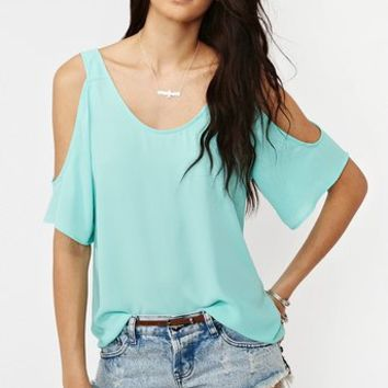 Boardwalk Top in  Clothes Back In Stock at Nasty Gal