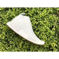adidas NMD Human race white Basketball Shoes 36-47