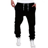 Casual Solid Men's Jogger Sweatpants