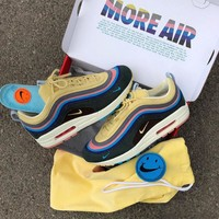 Best Online Sale Sean Wotherspoon x Air Max 1 / 97 VF SW Hybrid Retro Sport Running Shoes AJ4219-400