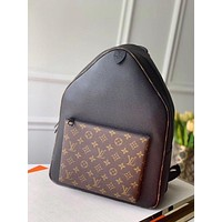 lv leather shoulder bag satchel tote bags top quality perfect quality highest quality lv package in the whole network 2
