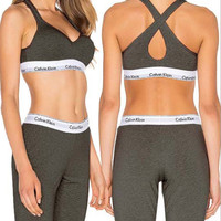 """Calvin Klein""   Women's casual fashion sportswear"