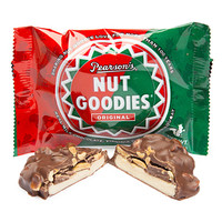 Pearson's Nut Goodies Original Clusters Candy Bars: 24-Piece Box