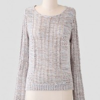 Rooftop Dreaming Knit Sweater