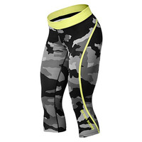 Better Bodies Limited Production Camo Capri Tights
