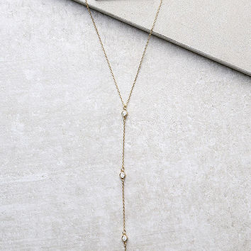 Kindness Gold Layered Necklace