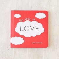 The Book Of Love By Lizzie Cornwall
