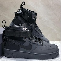 NIKE Special Forces Air Force 1  SF Fashion casual high-top shoes
