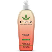 Hempz Hydrating Bath & Body Oil | Ulta Beauty