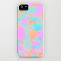 Confetti bloom  iPhone & iPod Case by Lauren Lee Designs