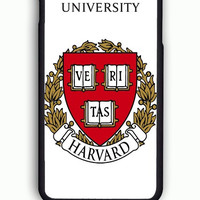 iPhone 6 Case - Rubber (TPU) Cover with Harvard University Rubber Case Design