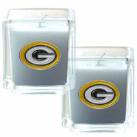 Green Bay Packers Scented Candle Set F2CD115